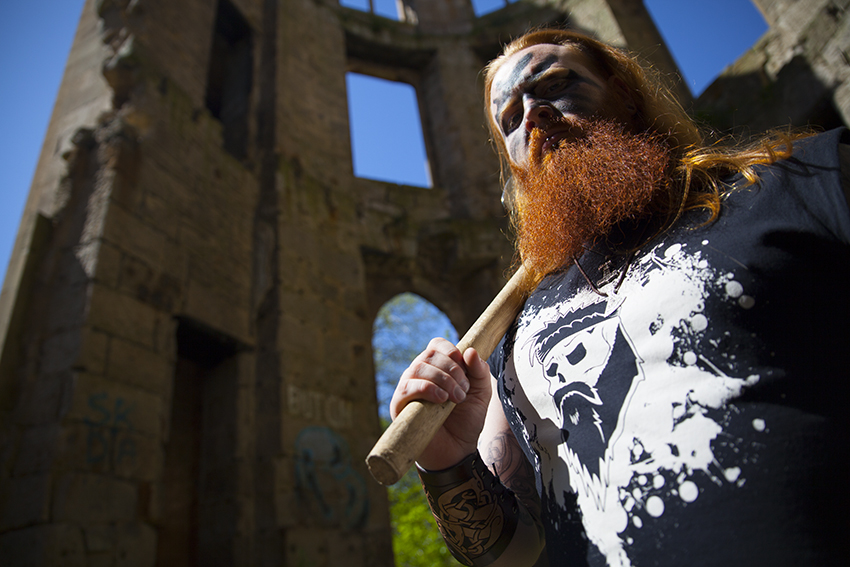 Do You Have The Best Ginger Beard?
