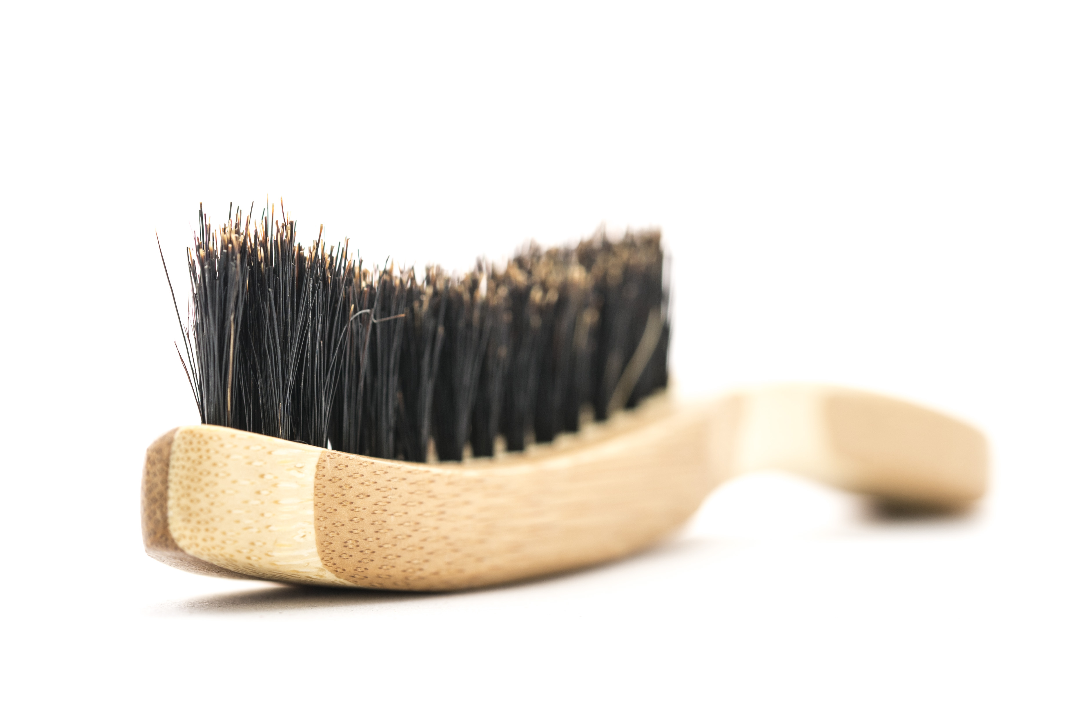 Why Natural Bristle With Oil