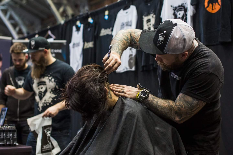 Braw Beard + Mohair Rev Up Glasgow's Ignition Festival