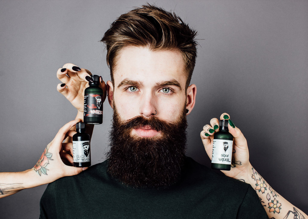 How to often to apply beard oil