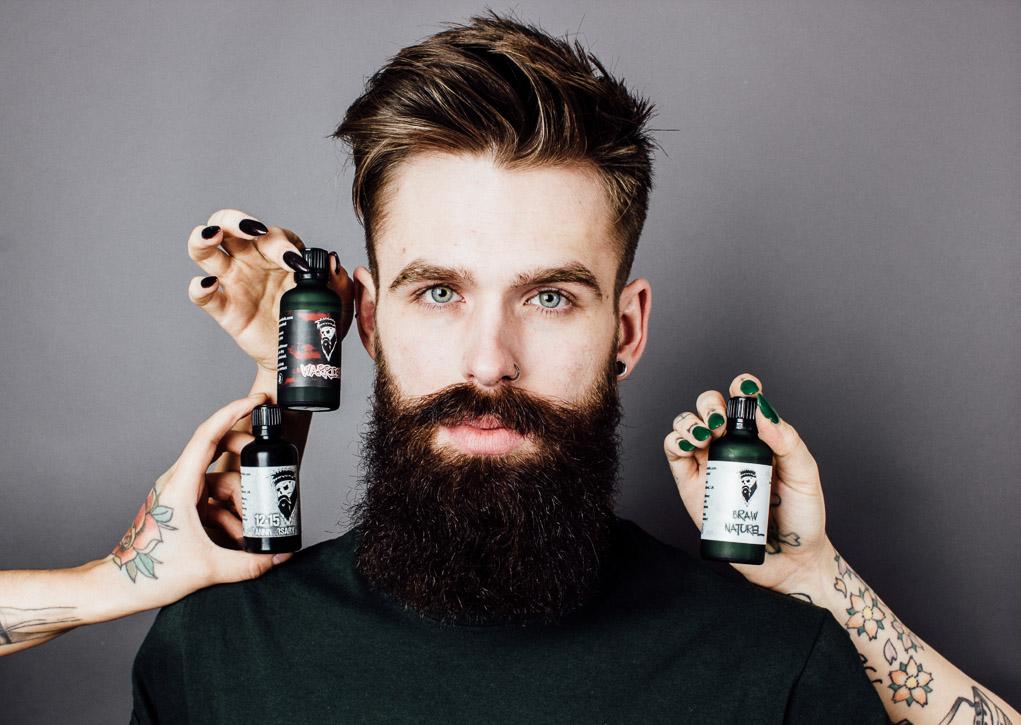 How to often to apply beard oil