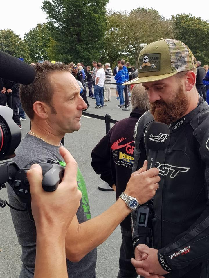 Jamie_Interview_Braw_Beard_Oils_Manx_GP Manx GP