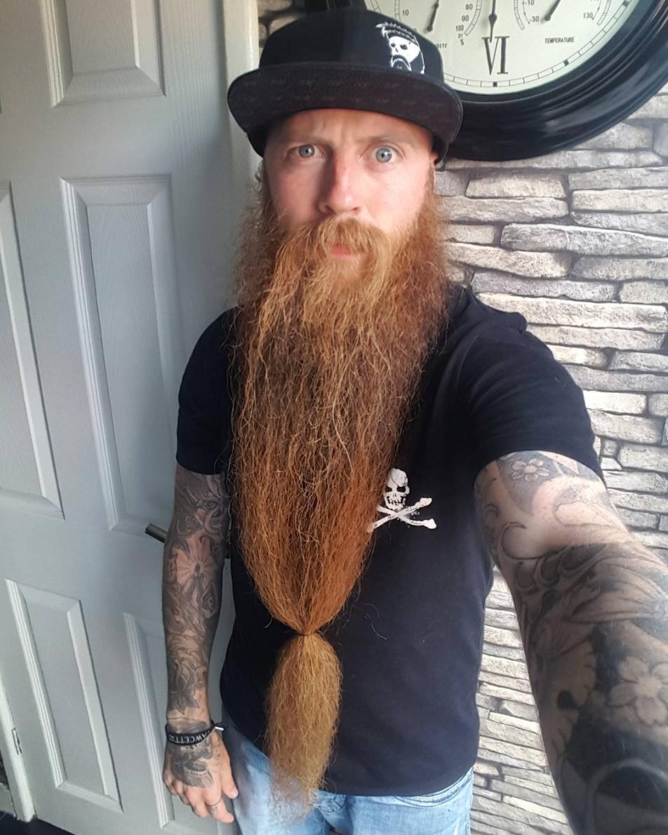 How Long Does It Take To Grow A Beard?