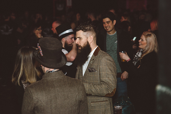 Braw Beard and Moustache Championships Scotland