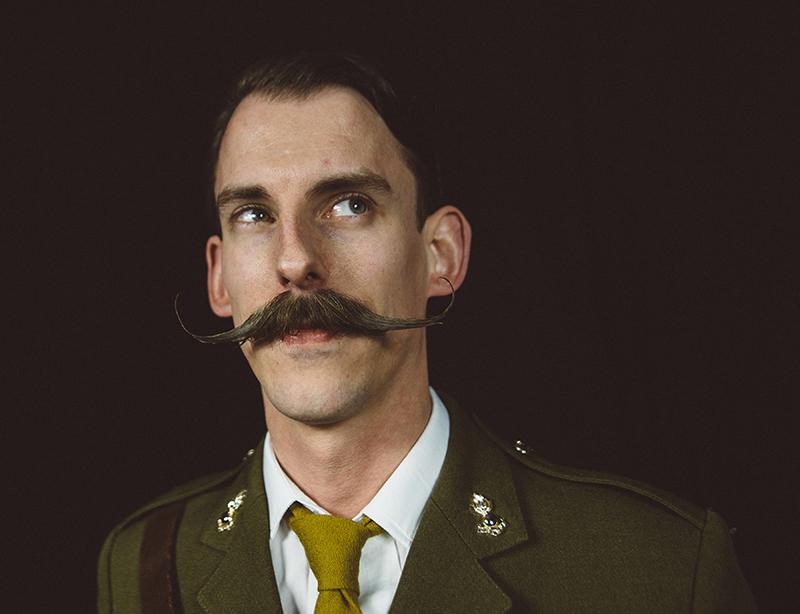 Salvador Dali Moustache