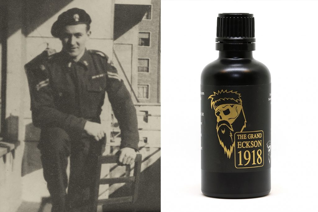 Braw Beard Oils Scotland Remembrance Day