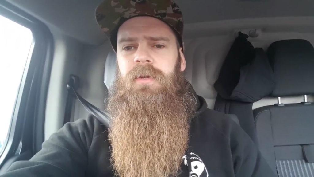Vlog #011 – Wednesday 20th December 2017 with Braw Beard