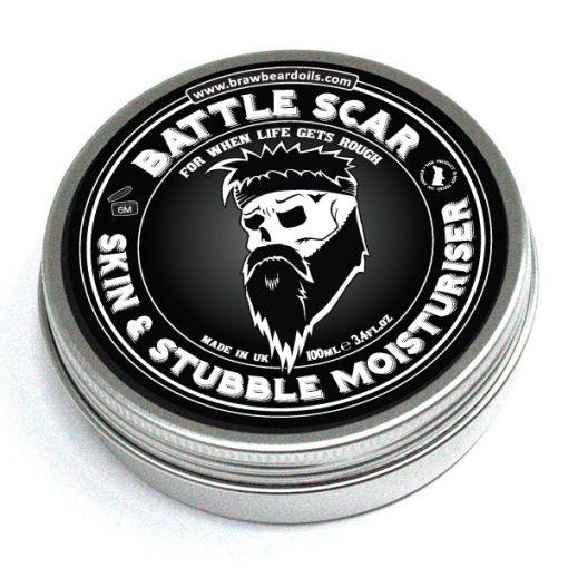 Battle Scar - Skin Moisturiser - 100ml