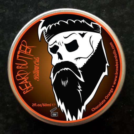 Chocolate Orange - Beard Butter