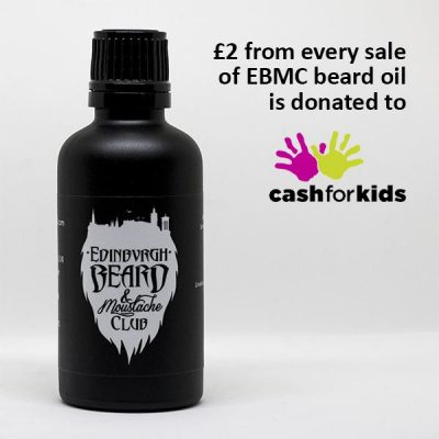 EBMC edition Warrior Braw Beard oil (50ml)