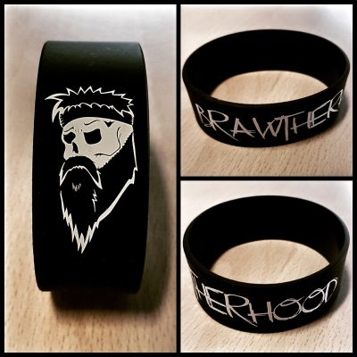 Brawtherhood Wristband
