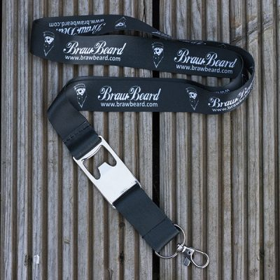 Lanyard with Bottle Opener