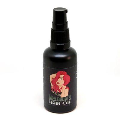 Mrs Braw's Hair Oil - 50ml