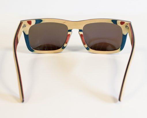 Skateboard Deck Sunglasses