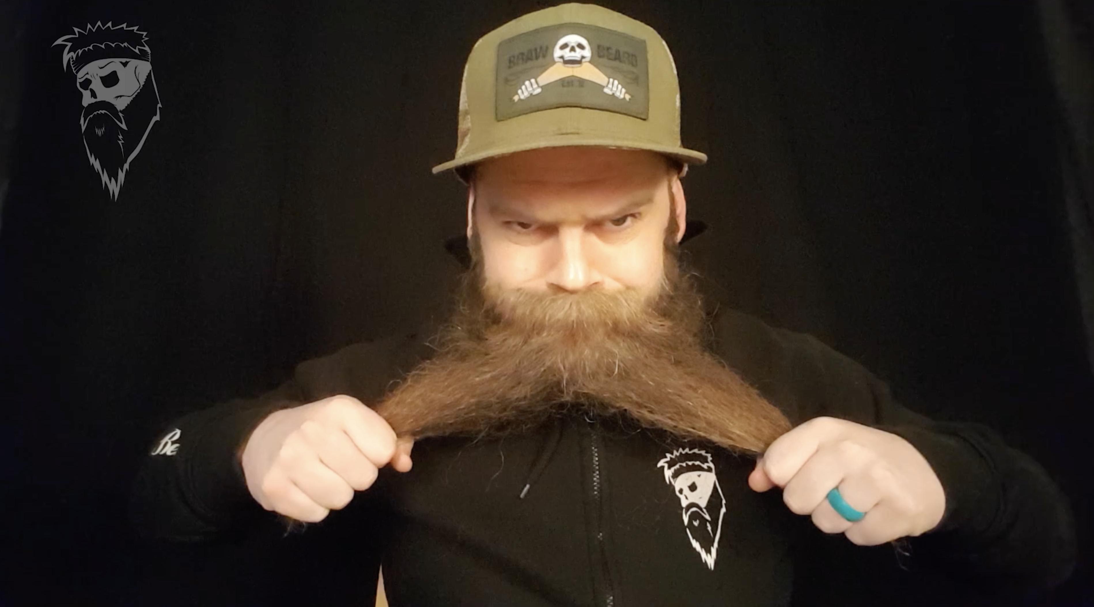 Fighting your forkin' beard?