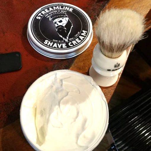 Streamline - Shave Cream - 100ml