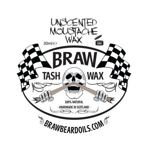 Braw Tash Wax
