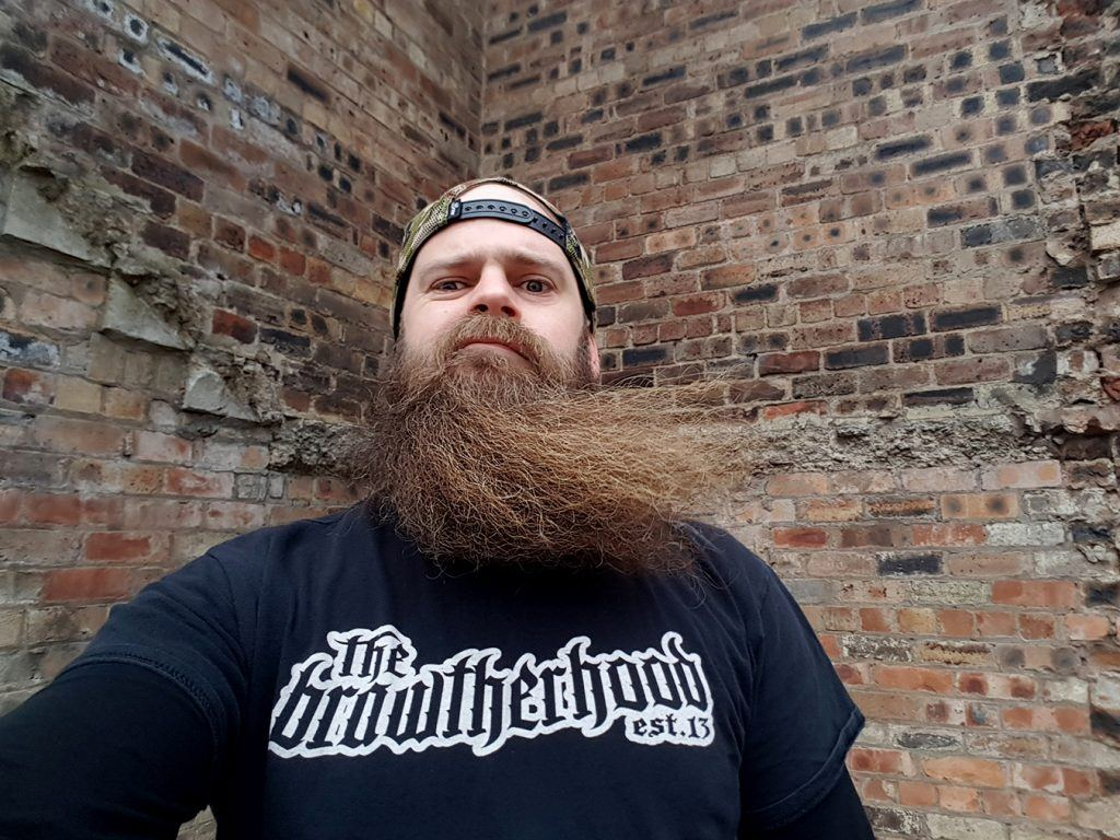 Beard In The Wind, How To Deal With It | Braw Beard