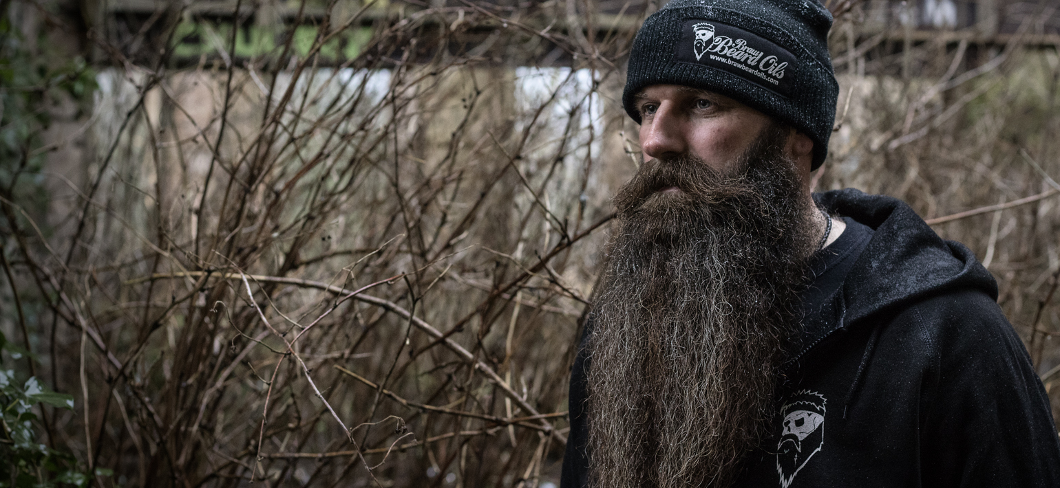 Why You Can't Grow A Beard & How To Get One Started.