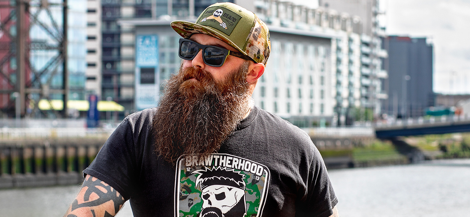 Got An Itchy Beard? Here's How To Soothe The Irritation