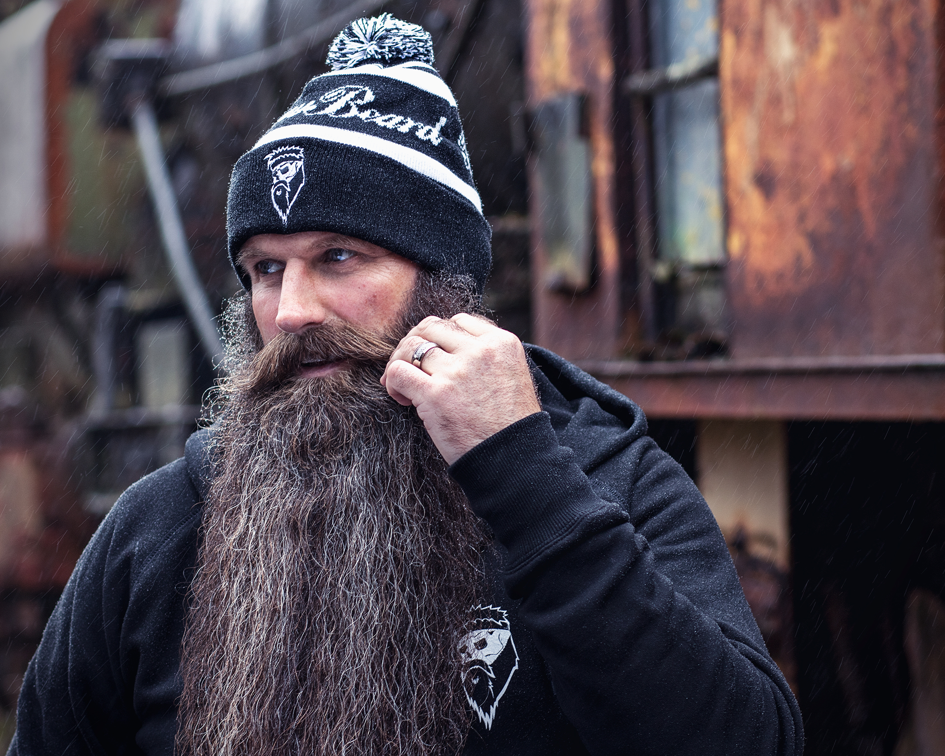 Beard softener? What is it and why you should use it.