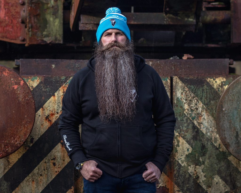 How to grow a long beard with realistic results