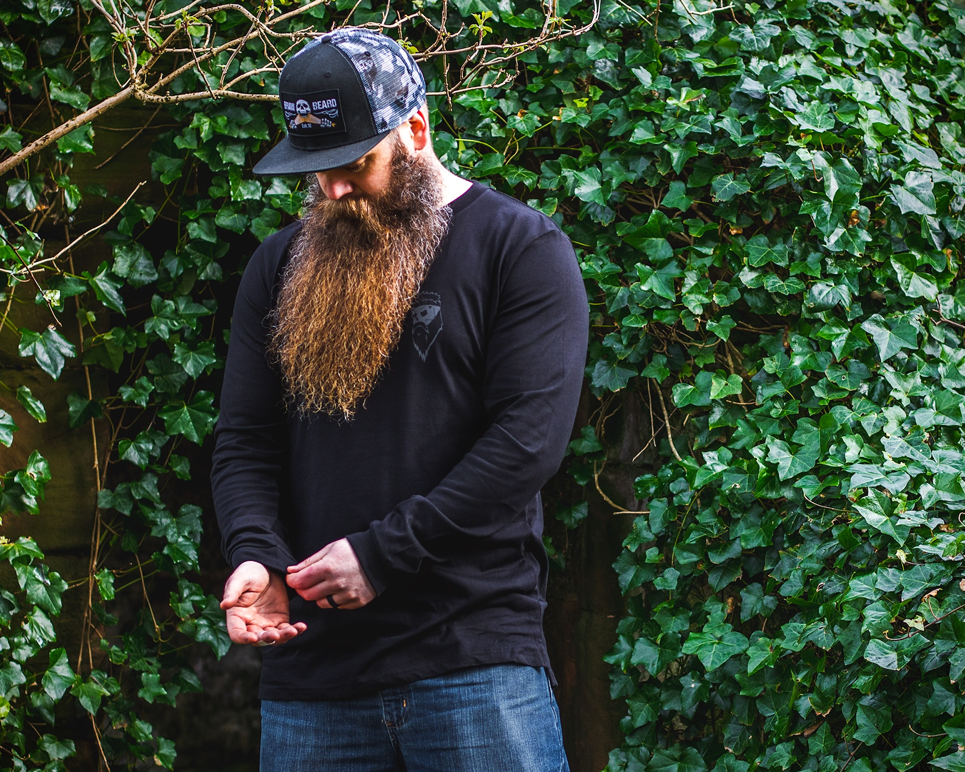 I've changed my beard care routine with COVID-19 circulating