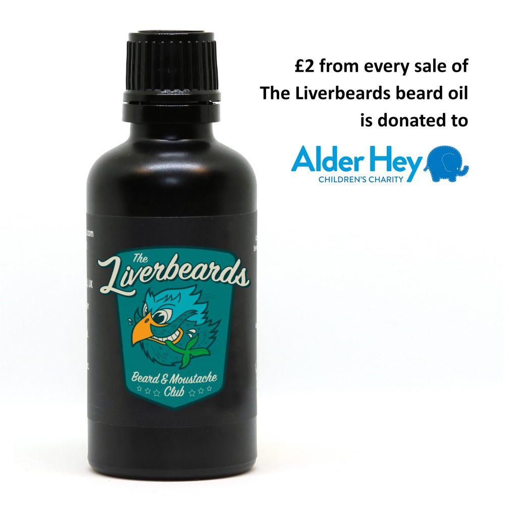 Liverbeards beard oil