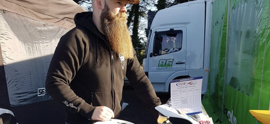 Bikes and Beards, Welcome To Braw Beard's World