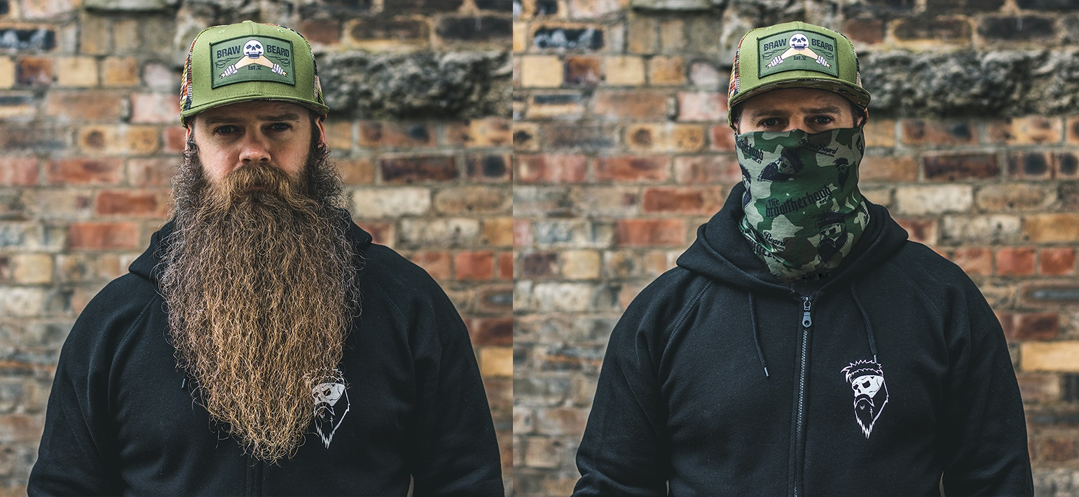 Need A Beard Cover? The New Brawthersnood Is Here.