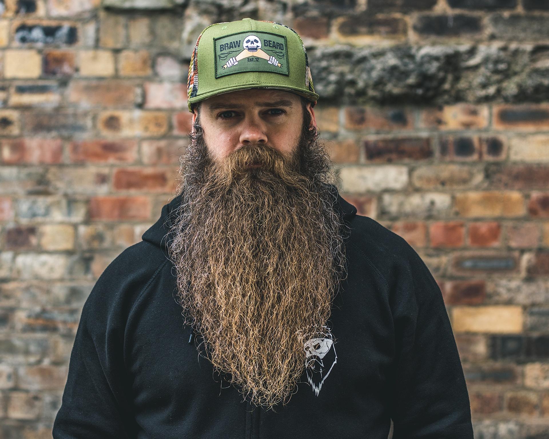 should I grow a beard