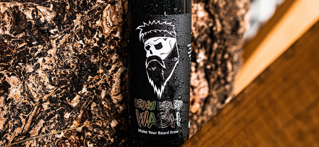 Beard Wash. Is Beard Shampoo Really A Thing?