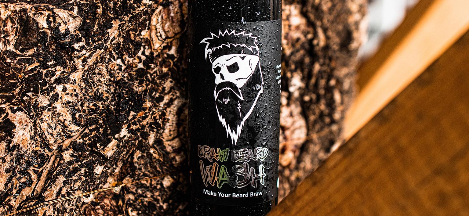 Beard Wash. Is Beard Shampoo Really A Thing?