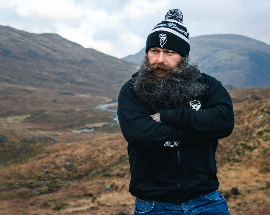 Braw Beard oils Scotland winter beard care