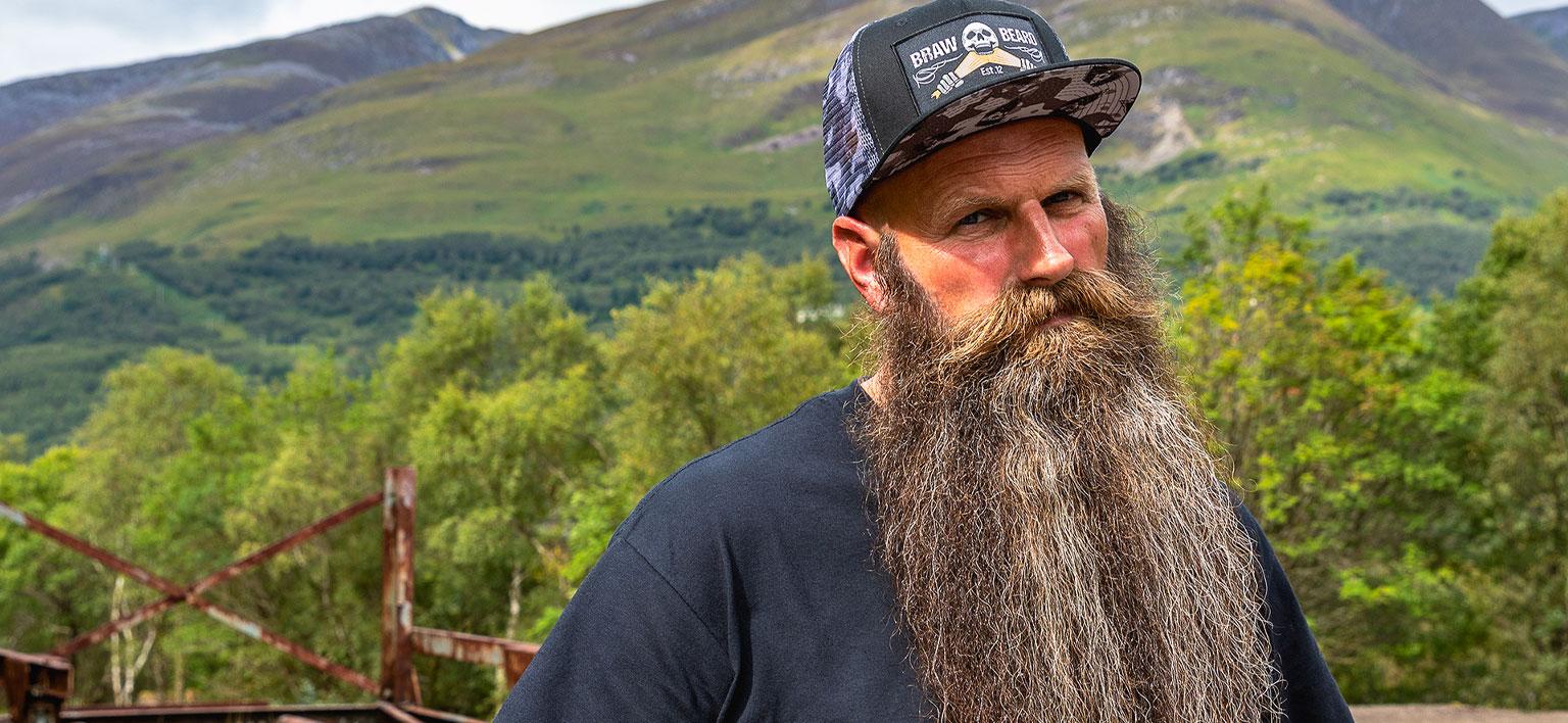 How To Grow A Beard. A Simple Guide.