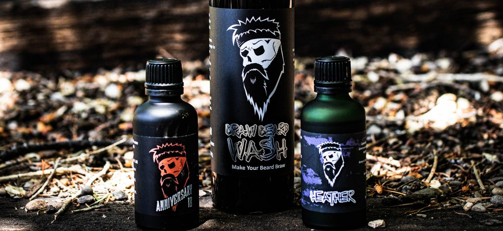 Beard Oil And Shampoo. If You Could Only Pick Two.